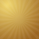 Abstract Retro Golden Vector Background