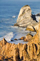 Cabo da Roca (Portugal), the western point of Europe