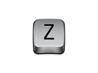 Tasto Z tastiera computer