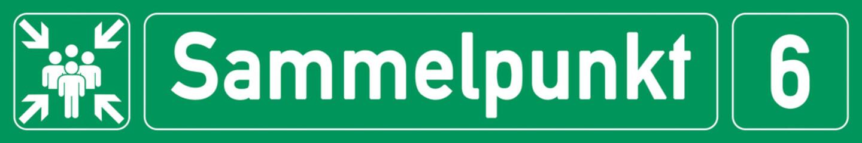 German Banner G321 - sammelpunkt - nummer 6