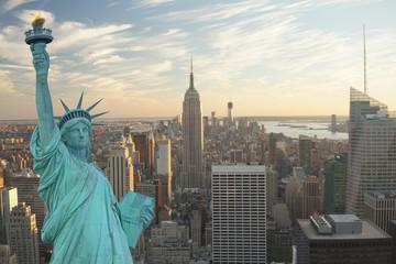New York City collage