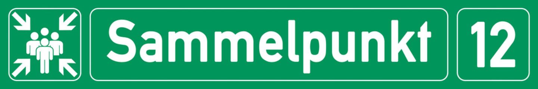 German Banner G327 - sammelpunkt - nummer 12