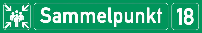 German Banner G333 - sammelpunkt - nummer 18