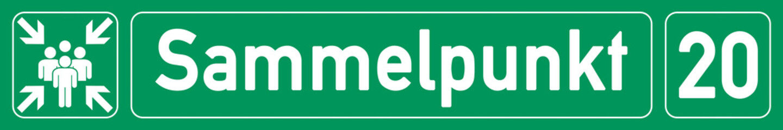 German Banner G335 - sammelpunkt - nummer 20