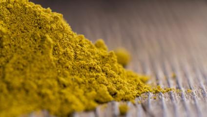 Heap of Curry Powder