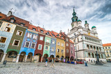 The central square of Poznan - 59884574