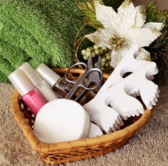 Tools for manicure and pedicure