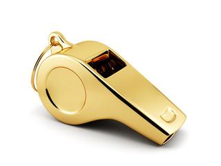 golden whistle