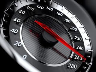 Speedometer © Denys Rudyi