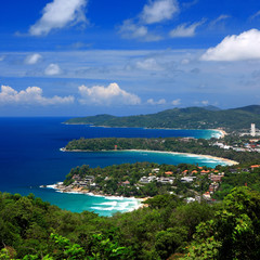 Phuket viewpoint, Thailand
