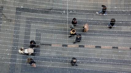 Menschen in San Remo