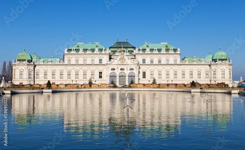 Upper Belvedere Palace, Vienna, Austria