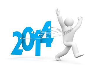 Run to new year
