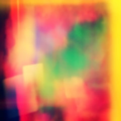 abstract colorful blur background