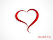 Obrazy na płótnie, fototapety, zdjęcia, fotoobrazy drukowane : Red heart