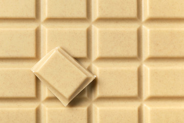 White Chocolate And Piece