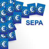 SEPA white background
