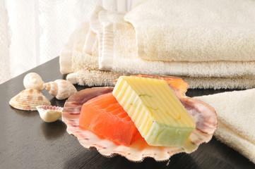 Luxury soaps