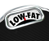 Low-Fat Words Scale Nutritional Food Choice Snacks