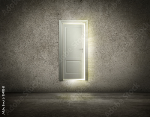 door open to new opportunity