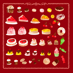 手作り洋菓子,