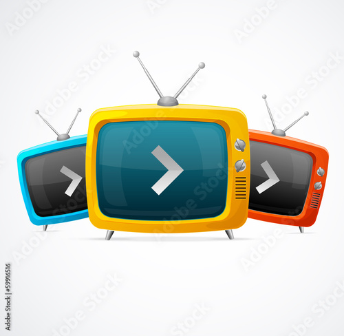 Tv vector set
