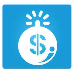 money bomb symbol