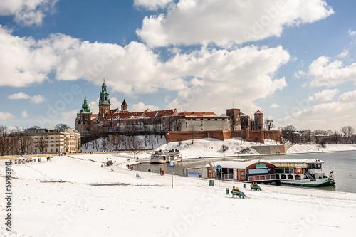 Wawel w Krakowie - 59918140