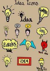 idea icons