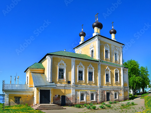 Church of the Holy Martyrs of Frol and Lavr, Uglich, Russia