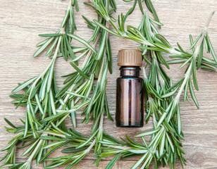 aromatic oil of rosemary