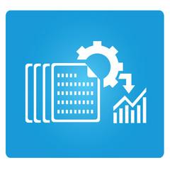 data processing symbol