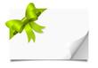 grüne Schleife Hintergrund