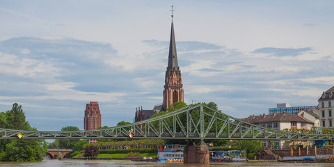 Frankfurt Germany - panorama