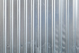 Shining industrial metal wall background photo texture