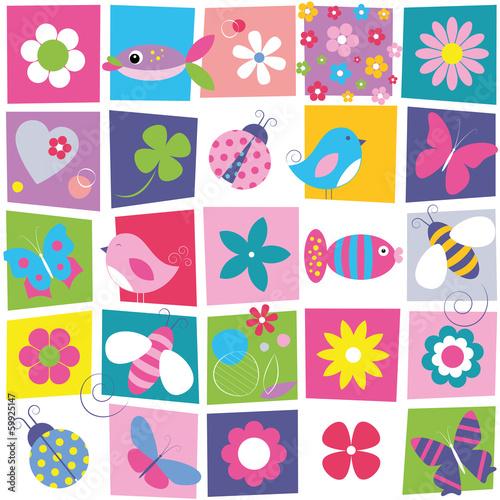 ptaki-pszczoly-biedronki-motyle-wzor-ryby-i-kwiaty
