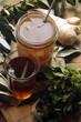 Tisane 草本茶 Herbal tea Kräutertee Травяной чай