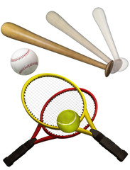 Ball game set