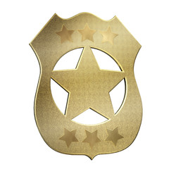 Sheriff Marschall Emblem