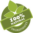 Lable for natural products