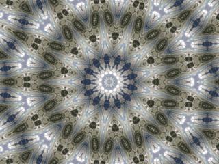 Kaleidoscope illusion