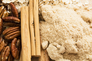 Cinnamon and Sugar