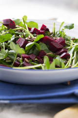 Beetroot Salad Vertical