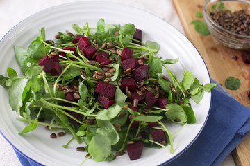 Healty Beetroot Salad