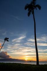 Hawaii - Tramonto a Maui