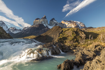Salto Grand - Torres del Paine Chile