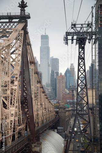New York - Queensboro Bridge - 59938763
