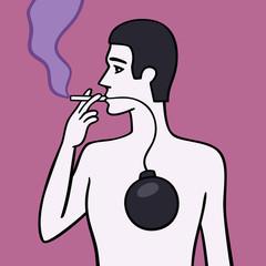 Smoker.