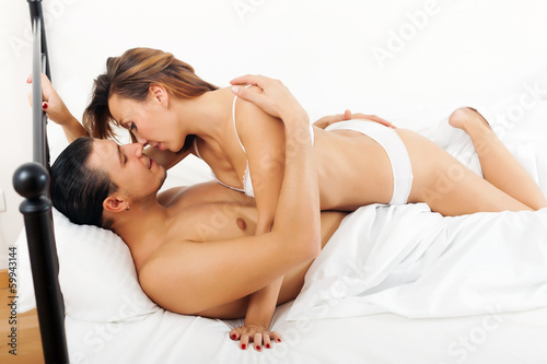 guy and girl having sex