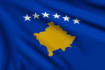 Flag of Kosovo